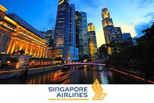 Специальное предложение в Юго-Восточную Азию от «Сингапурские Авиалинии»