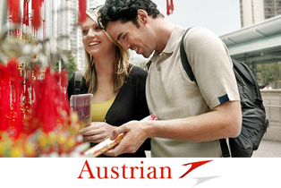 Уникальные предложения в Азию от Austrian Airlines