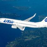 В 2014 году «ЮТэйр» введет в эксплуатацию 22 новых самолета