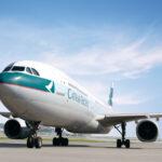 Cathay Pacific Airways подвела итоги деятельности авиакомпаний Cathay Pacific и Dragonair за март 2014 года