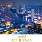 Специальные предложения от авиакомпании Etihad Airways!
