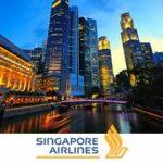 «Сингапурские Авиалинии» приглашают на лучшие курорты Юго-Восточной Азии по специальным тарифам Early Birds