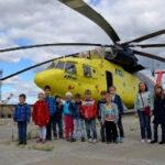 5000 детей из Сургута получили возможность посидеть за штурвалом самолетов «ЮТэйр»
