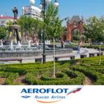 Хит-тарифы на перелеты из Санкт-Петербурга от авиакомпании Аэрофлот.