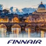 Специальные предложения Finnair, рейсы в Европу от 11 254 рублей.