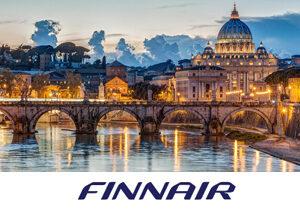Рейсы из Санкт-Петербурга по всему миру от 10496 рублей вместе с авиакомпанией Finnair!