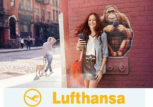 Воспользуйтесь выгодными предложениями от авиакомпании Lufthansa, перелеты в Америку от 23000 рублей!