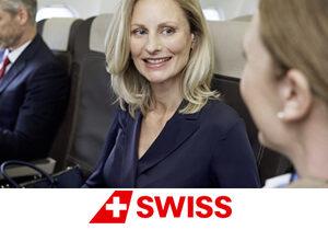 Авиакомпания Swiss предлагает скидку 2000 рублей на полеты из Москвы в Европу!