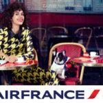 Акция на билеты в Париж от Air France