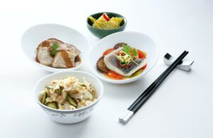 Авиакомпания «Сингапурские Авиалинии» предлагает пассажирам чаошаньскую кухню