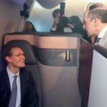 Авиакомпания Qatar Airways представляет Qsuite: революционное решение для путешественников бизнес-класса