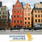 Авиабилеты из Москвы в Швецию от 6000 рублей