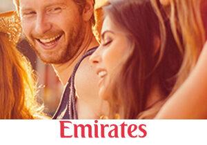 Открывайте новые горизонты вместе с Emirates.