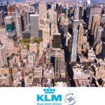 Распродажа авиабилетов в Северную Америку и Азию от авиакомпании KLM