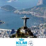 100 лет полетов KLM по всему миру и лучшие направления для путешествий!