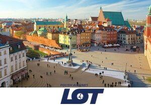 Летим в Польшу от 9435 рублей из Калининграда, Москвы и Питера!