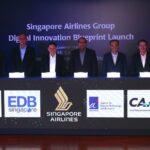 «Сингапурские Авиалинии» представляют передовую Программу развития цифровых инноваций