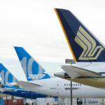 Новые лайнеры Boeing 787-10 «Сингапурских Авиалиний» начнут выполнять рейсы на Бали