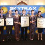 «Сингапурские Авиалинии» лучшей авиакомпанией мира по версии Skytrax