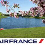 Специальные цены на авиабилеты в Канаду от авиакомпании Air France