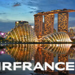 Распродажа авиабилетов в Азию от авиакомпании Air France