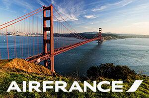 Специальное предложение в Америку от авиакомпании Air France!