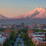 Из Москвы в Армению от 4513 рублей!