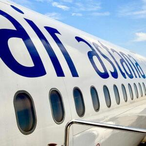 Лучшие предложения из Баку от авиакомпании Air Astana.