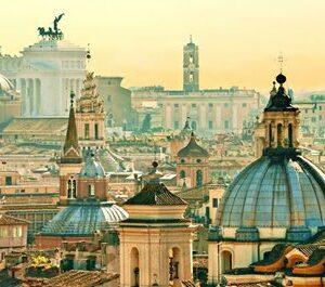 Невероятная Италия всегда рада гостям, рейсы от 2699 рублей от авиакомпании Победа!