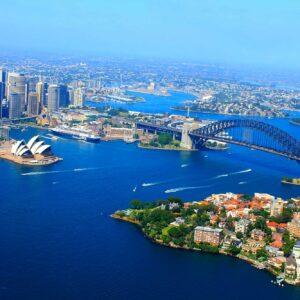 В Сидней и Мельбурн из городов России от 80825 рублей!