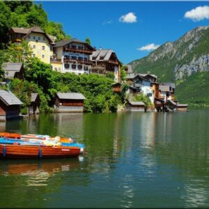 Лучшее предложение для путешествия в Австрию, рейсы из городов России от 9051 рублей!