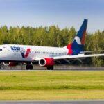 Azur Air запустила продажи напитков и закусок на борту