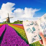 Специальное предложение от авиакомпании KLM, в Европу от 10509 рублей.