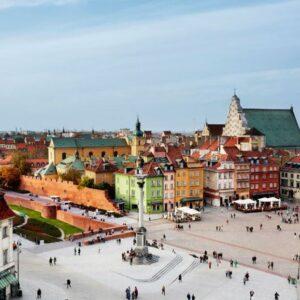 В Польшу от 9435 рублей из Калининграда, Москвы и Питера!