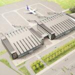 Новый терминал аэропорта Махачкала будет введен в эксплуатацию 1 июля 2020 года