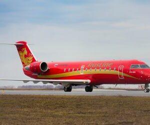 RusLine продлевает программу выполнения полетов в Анапу и Крым из аэропорта Курск