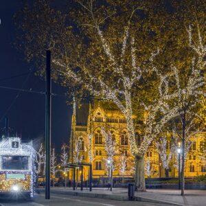 Рождественские предложения в Европу от авиакомпании Lufthansa!