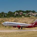 «Россия» приступила к выполнению рейсов из Москвы в Геленджик