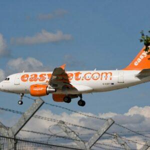 Один из крупнейших лоу-костов Европы easyJet получил права на полеты в Украину