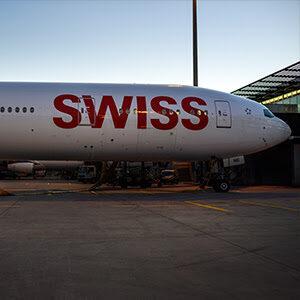 Swiss планирует возобновить полеты между Цюрихом и Петербургом