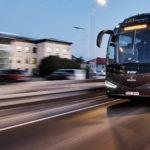 С 14 сентября Lux Express временно сокращает число международных рейсов
