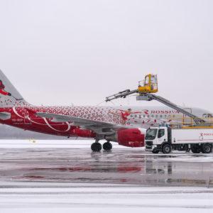 «Россия» приступает к выполнению рейсов из Санкт-Петербурга в Минск