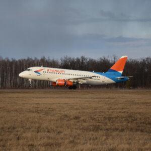 Авиакомпания Азимут выполнила первые рейсы в Нижневартовск и Воронеж