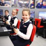 «Россия» открыла авиационные игротеки