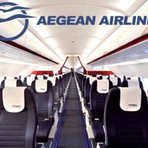В Грецию от 51.69€! Специальное предложение от авиакомпании AEGEAN AIRLINES