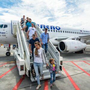 В 2021 году авиакомпания «ИрАэро» планирует приступить к выполнению полётов по маршруту Самара (аэропорт Курумоч) – Париж (аэропорт Бове) – Самара