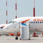 Авиакомпания Азимут свяжет прямыми рейсами Минеральные Воды и Минск