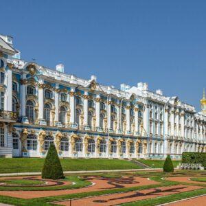 Екатерининский дворец (маршрут №1): посещение резиденции императриц с прогулкой по парку