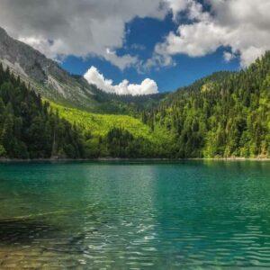 Золотое Кольцо Абхазии: Гагры, Озеро Рица и Новый Афон