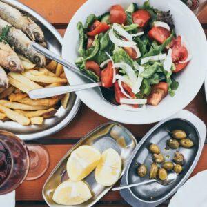 Традиционный кипрский вечер с ужином и танцами